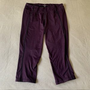 Kerrits Purple Riding Leggings Equestrian Medium
